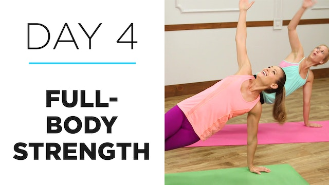 Day 4: 10-Minute Full-Body Strength