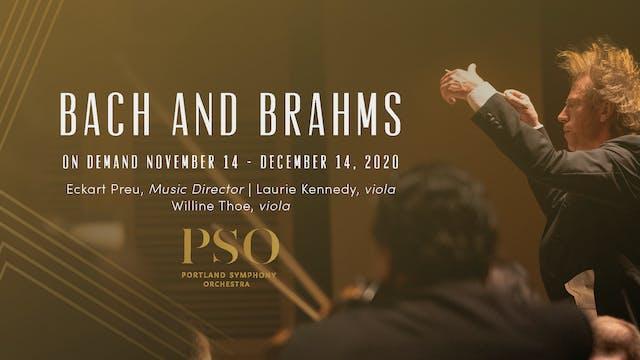Bach & Brahms
