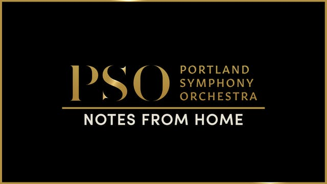 PSO Notes From Home
