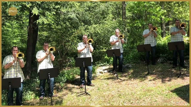 Notes From Home featuring Greg Spiridopoulos, trombone