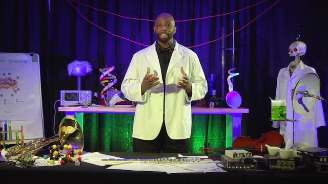 Discovery Concert for Families: The Science of Sound