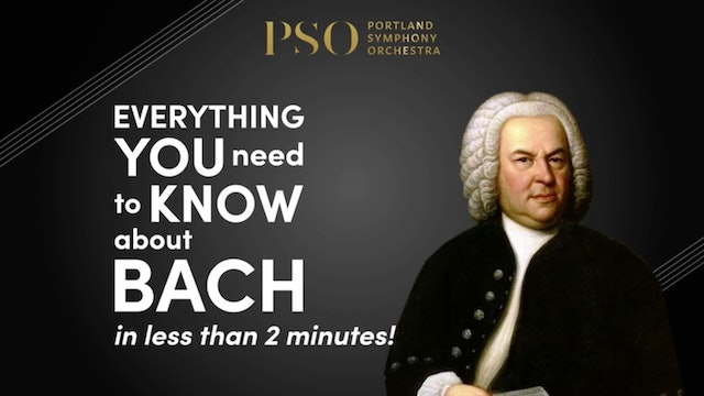 Everything You Need to Know About Bach