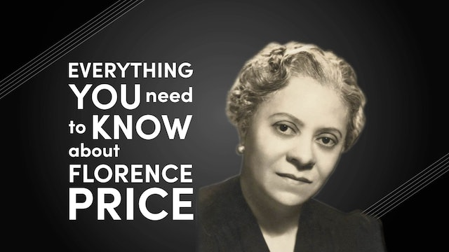 Everything You Need to Know about Florence Price