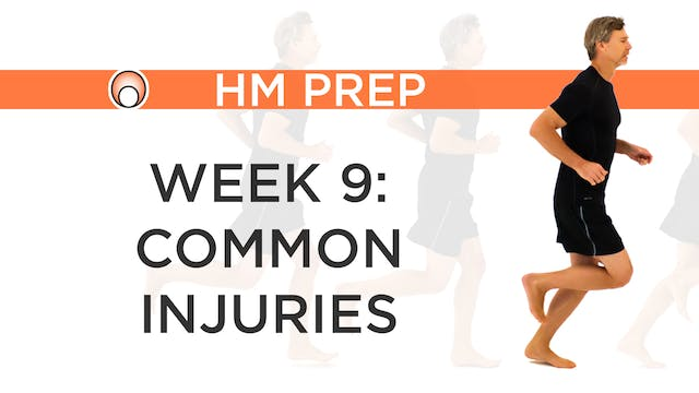 Week 9 - Common Injuries