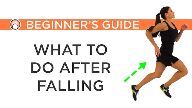 What to do after falling