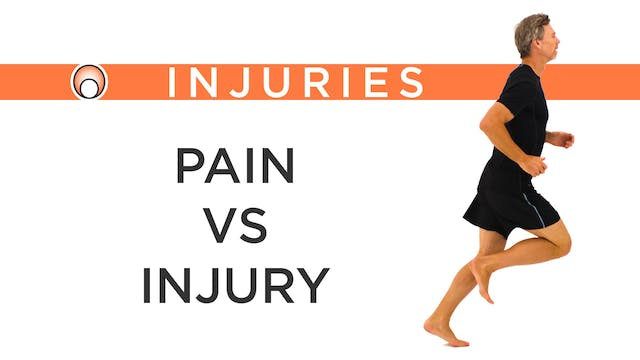 Pain vs Injury