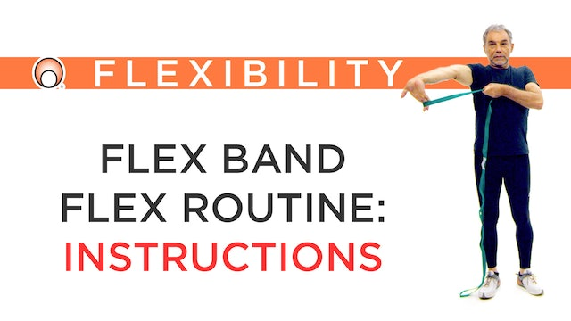 Flex Band Routine - Instructions