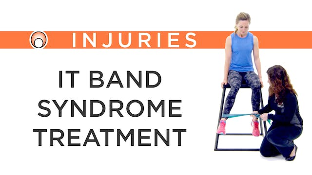 ITB Syndrome - Treatment