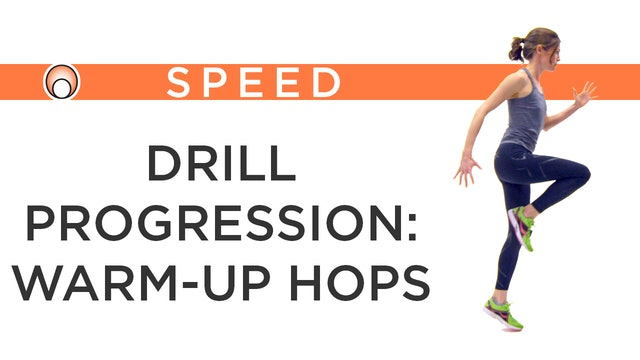 Drill Progression: Warm-Up Hops