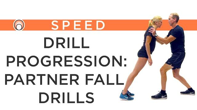 Drill Progression: Partner Falling Drill
