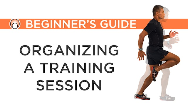 Organizing a Training Session