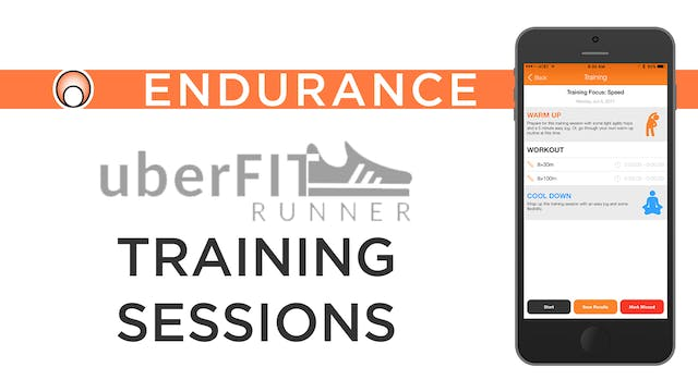 Training Sessions with uberFIT Runner
