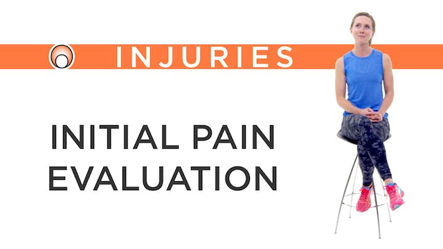 Initial Pain Evaluation