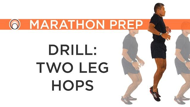 Drill: 2 Leg Hops