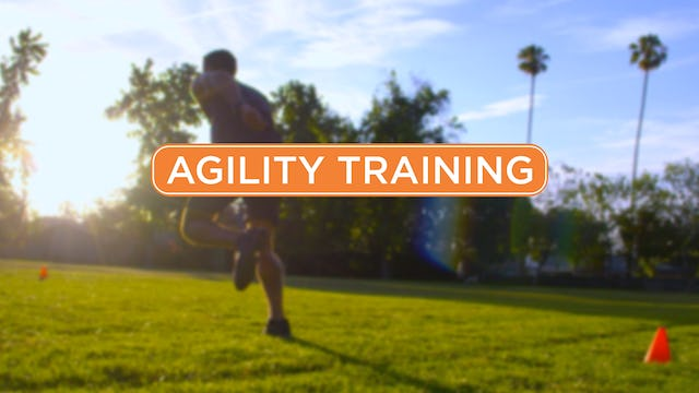 4-Week Agility Program