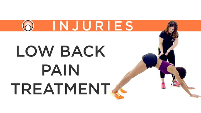 Low Back Pain - Treatment