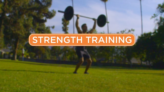 4-Week Strength Development for Runners