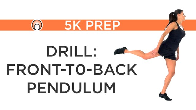 Drill: Front-to-Back Pendulum