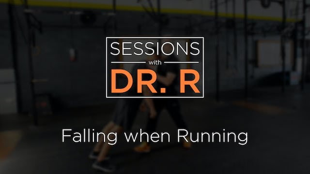 Sessions - Falling when Running