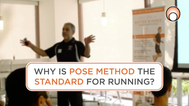 Why is the Pose Method the Standard f...