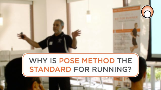 Why is the Pose Method the Standard for Running?