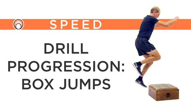 Drill Progression: Box Jumps