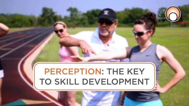 Perception - The Key to Skill Development