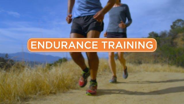 Endurance Training with uberFIT Runner