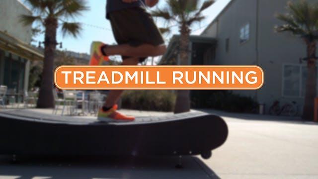 Pose Method Guide to Treadmill Running
