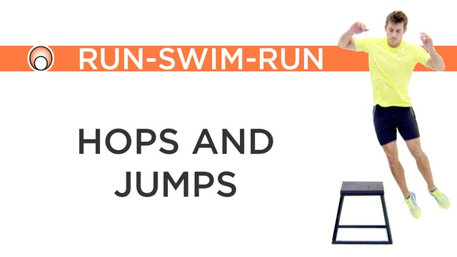 Run-Swim-Run - Hops and Jumps