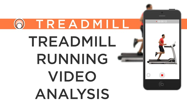 Treadmill Running Video Analysis