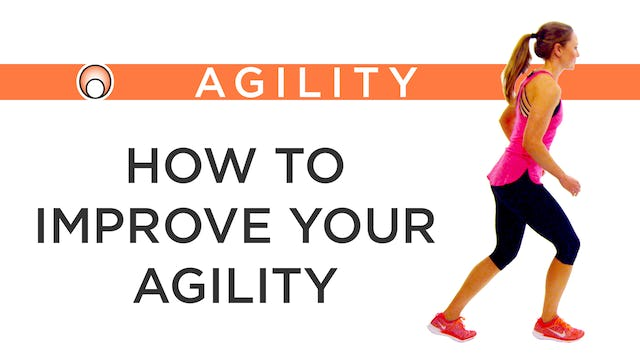 How to Improve your Agility