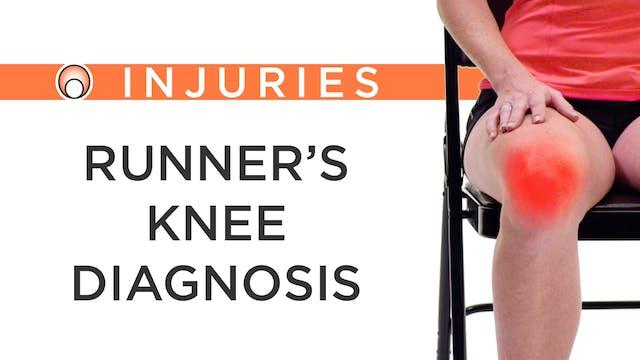 Runner's Knee - Diagnosis