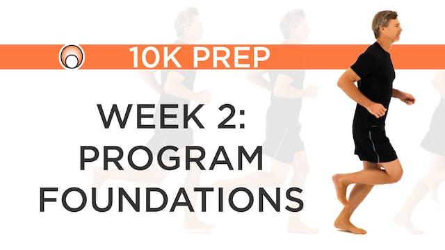 Week 2 - Program Foundations
