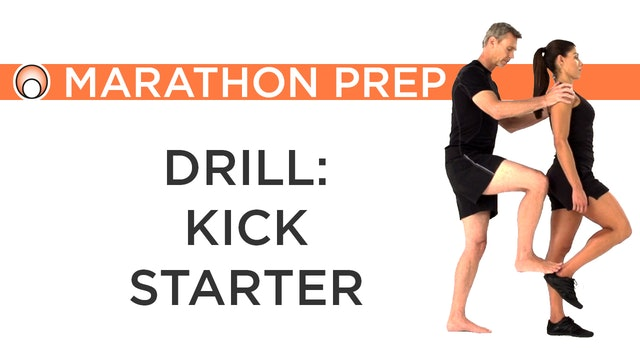 Drill: Kick Starter