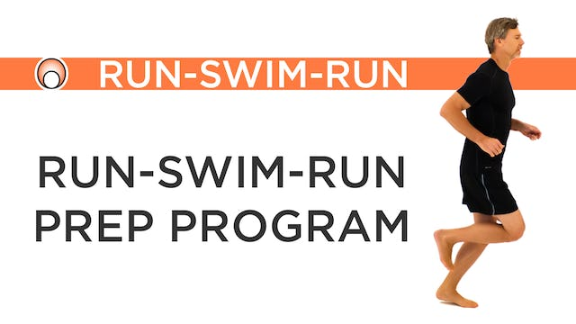Run-Swim-Run Prep Program - Series Overview