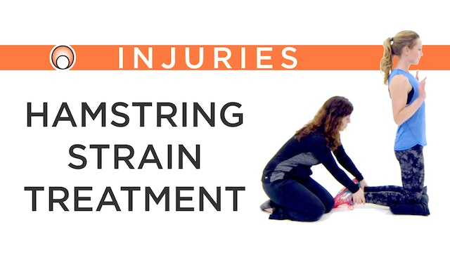 Hamstring Strain - Treatment