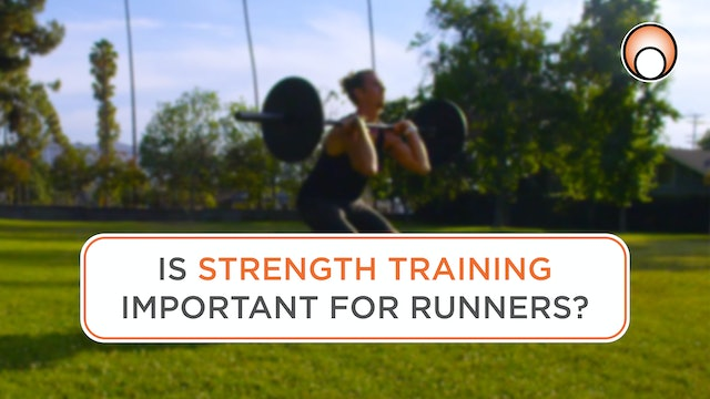 Is Strength Training Important for Runners?