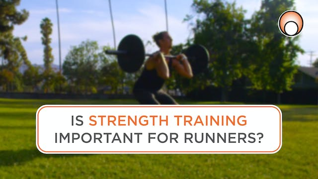 Is Strength Training Important for Ru...