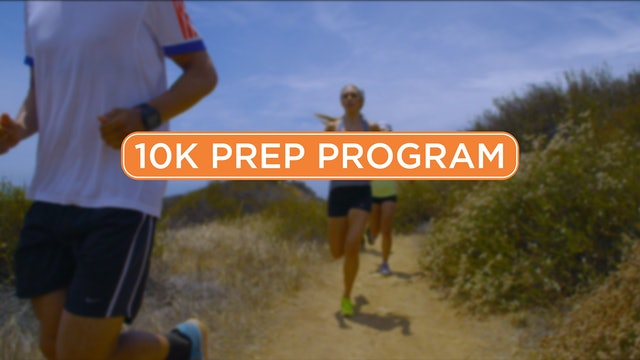 8-Week 10K Prep Program