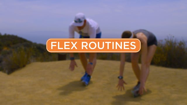 Flexibility Routines for Runners