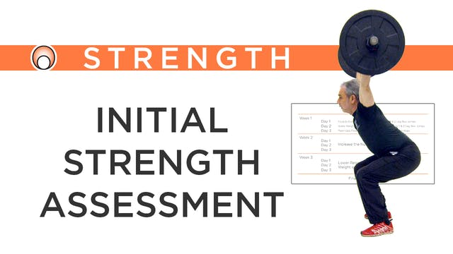 Initial Strength Assessment