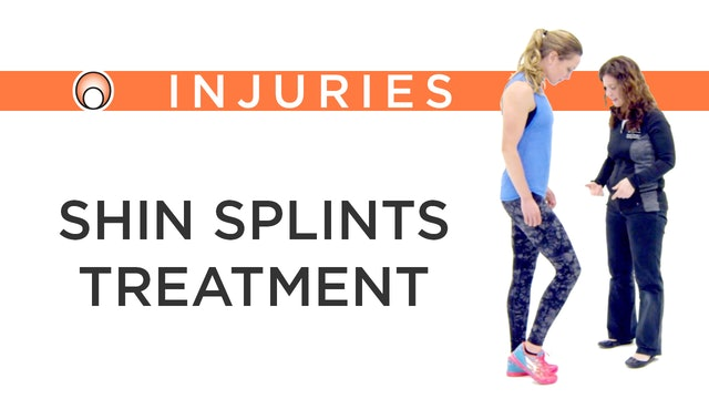 Shin Splints - Treatment