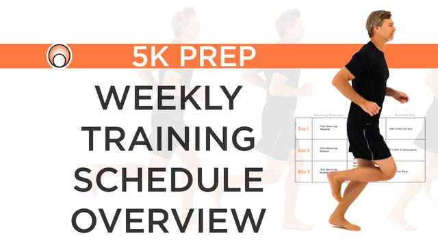 Training Schedule Overview
