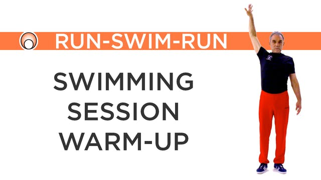 Swimming Session Warm-Up Routine
