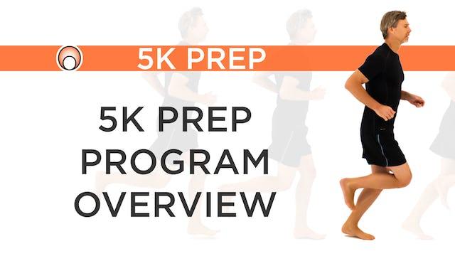 5K Prep Program - Series Overview