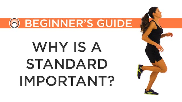 Why is a Standard Important?