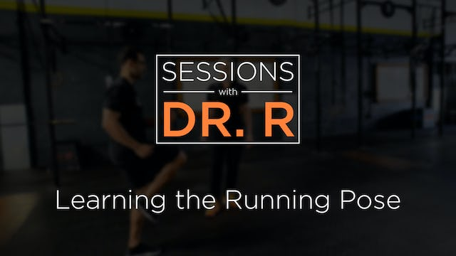 Sessions - Learning the Running Pose