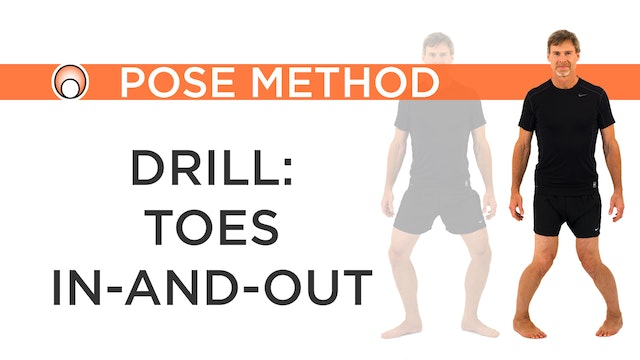 Drill - Toes In-and-Out