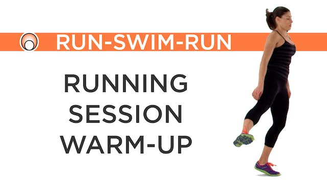 Running Session Warm-Up Routine